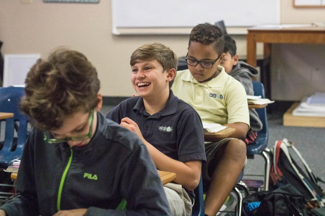 NDAA Class smile